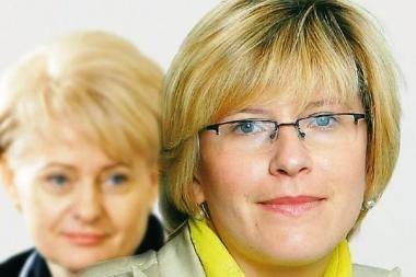 I.Šimonytė tapo laikinąja sveikatos ministre