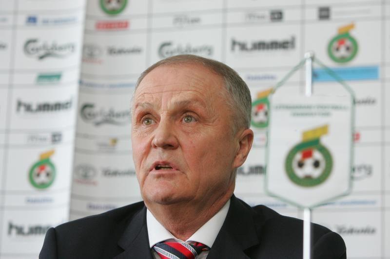 Detektyvas: kas UEFA kursuose Šveicarijoje apsimetinėjo G. Kvedaru?