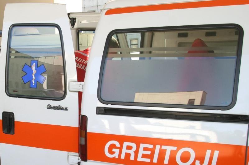 Per autobuso avariją sužaloti penki keleiviai, tarp jų – du japonai