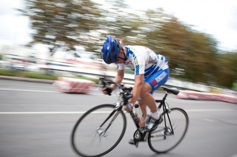 M. Bernatonis dviratininkų lenktynėse Olandijoje finišavo 24-as