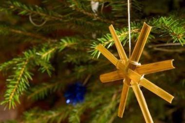 Neįgalūs vaikai dovanoja kalėdinę nuotaiką