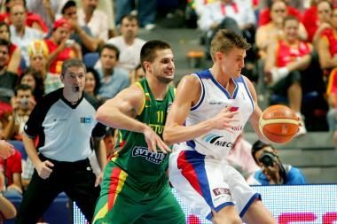 Lietuvių klubai šventė pergales NBA pirmenybėse