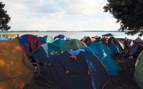 Iš stovyklos pabėgo paauglės