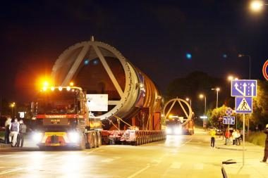 Naujuose keliuose iš Klaipėdos uosto nenumatyta vietos nestandartiniams kroviniams