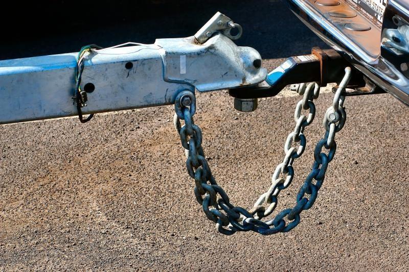 Užsienyje pavogtas puspriekabes rado Vilniaus policininkai