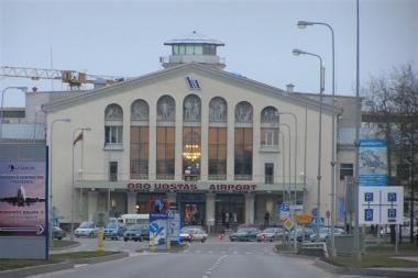 Uteniškis įkliuvo Vilniaus oro uoste