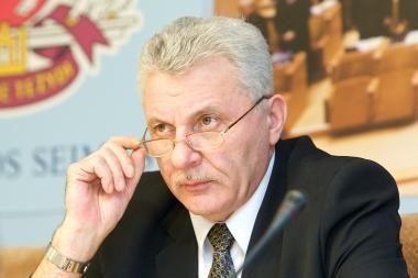 Seimo Etikos komisija užversta skundais