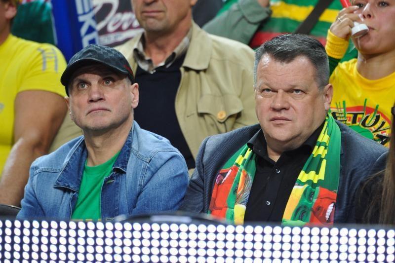 Premjeras: Lietuva teisis su R.Baranausku dėl žalos