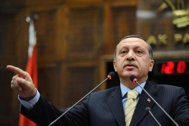 Turkijoje vėl sulaikyti sąmokslininkai