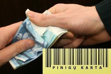 """Pinigus skaičiuos svetainė """"Pinigų karta"""""""
