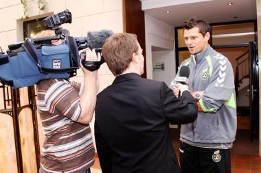 Pergalės trokšta ir Lietuvos, ir Škotijos futbolininkai