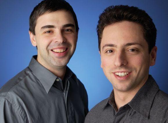 """Abu """"Google"""" įkūrėjai tenkinasi simboline alga: po dolerį per metus"""