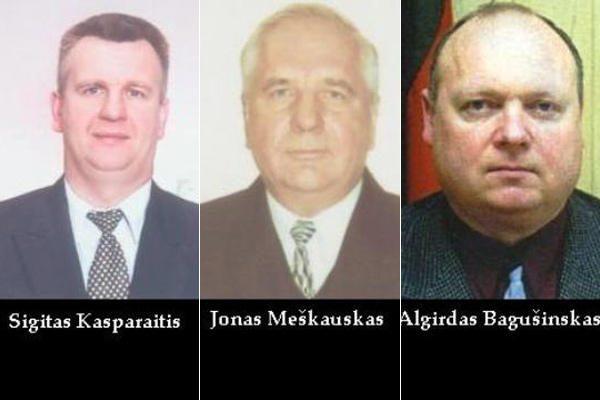 Vilkaviškio rajonui laikinai vadovaus socialdemokratas A.Neiberka