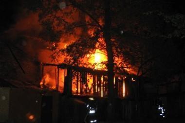 Pernai gaisrai pasiglemžė 270 gyvybių