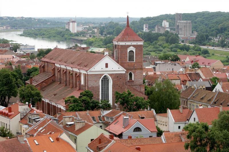 Popiežiaus pasiuntinys dalyvaus Kauno arkikatedros jubiliejuje