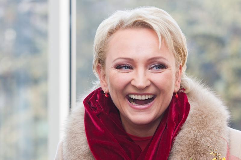 I.Norkutė-Žvinienė jau planuoja motinystės atostogas