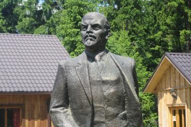 Naujas tyrimas: V.Leninas mirė nuo sifilio