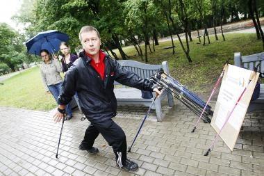 Klaipėdiečiams - nemokamų treniruočių gausa
