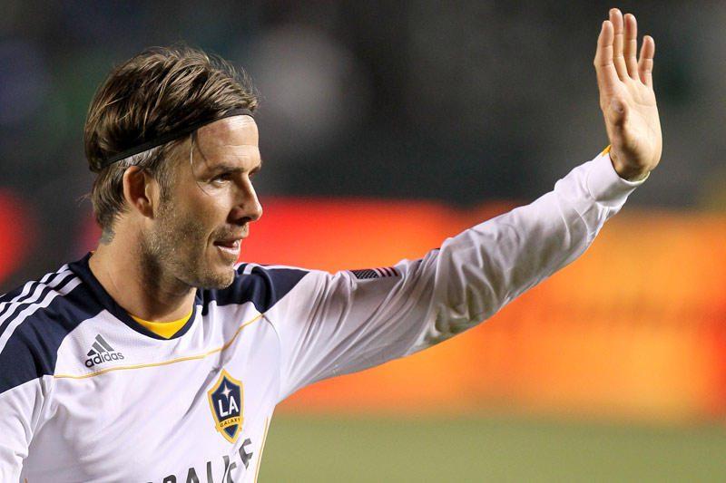 """Paryžiaus """"PSG"""" siūlys D.Beckhamui kontraktą"""