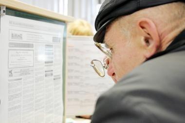 Klaipėdos darbo biržoje registruotos laisvos darbo vietos (sąrašas)