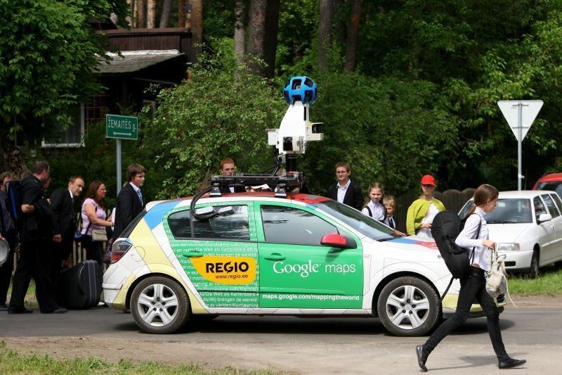 """Kaip """"Google Street View"""" įkvėpė naują fotografijos žanrą"""