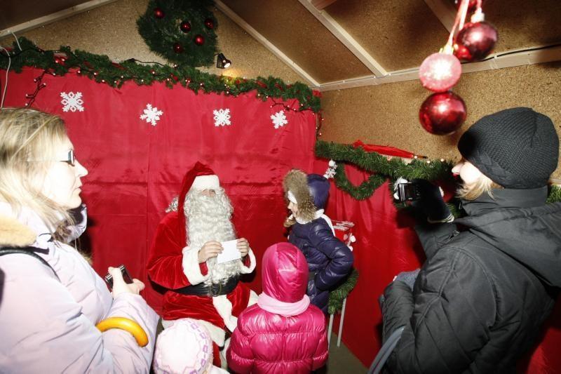 Kalėdinių mugių tradicijos Lietuvoje neatgyja