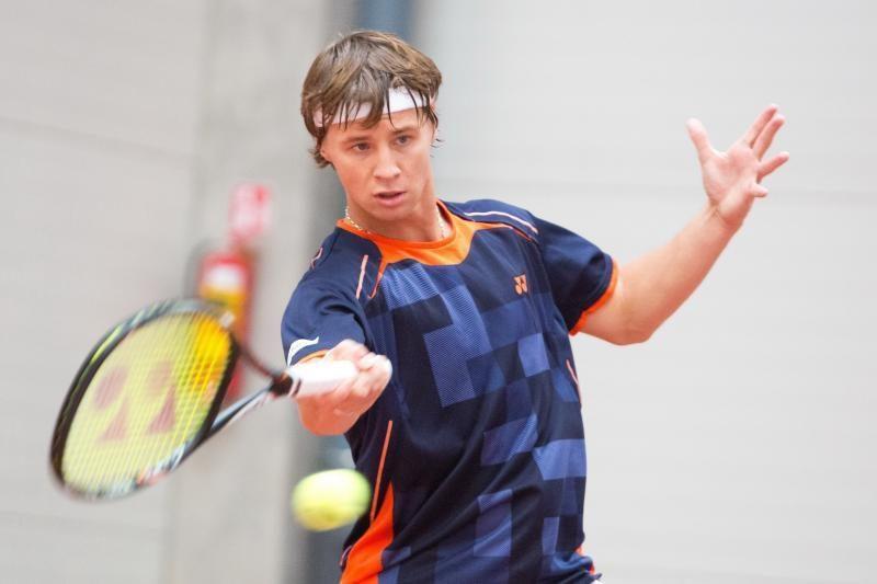 ATP klasifikacijoje Ričardas Berankis užima 95-ą vietą