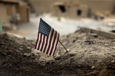 Visi devyni Afganistane per sraigtasparnio katastrofą žuvę kariai buvo amerikiečiai