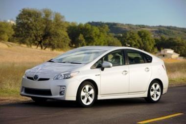 """Trečioji """"Toyota Prius"""