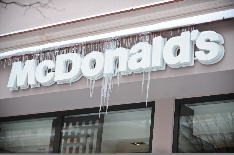 """Daugiausia mokesčių tarp maitinimo įstaigų sumokėjo """"McDonald's"""""""