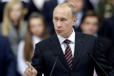 Rusijos ekonomikai gresia žlugimas