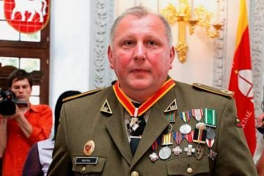 Buvo sulaikytas Kauno karinininkų ramovės vadovas