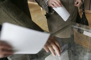 Siūloma rengti referendumą dėl Seimo narių skaičiaus sumažinimo