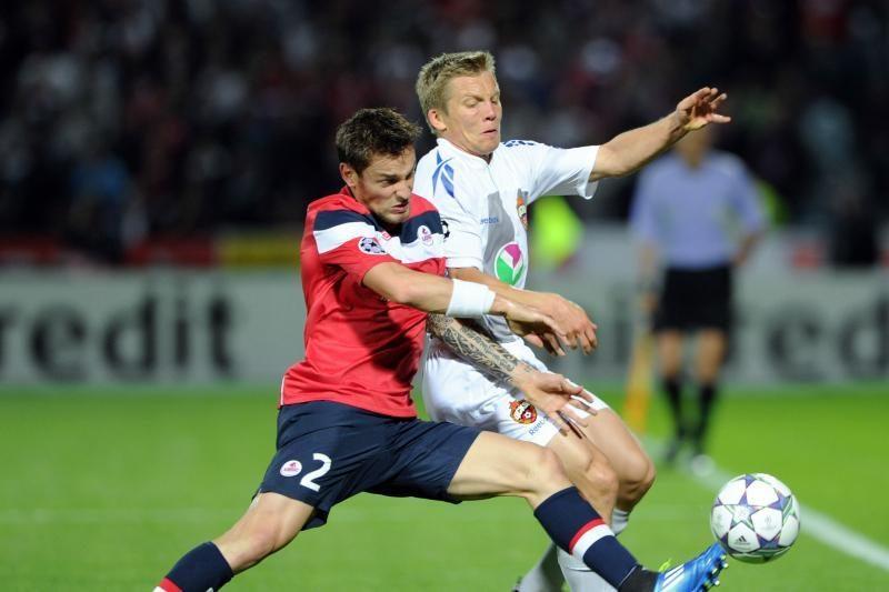 Čempionų lygoje Maskvos CSKA patyrė antrąją nesėkmę
