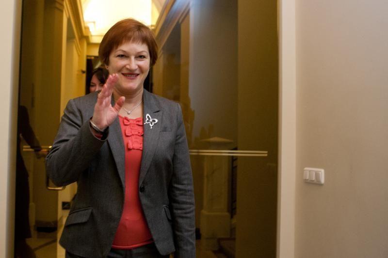 B. Vėsaitė: Lietuva išaugo iš mažų kelnaičių