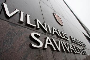 Bankai galės pelnytis iš Vilniaus valdžios skolų