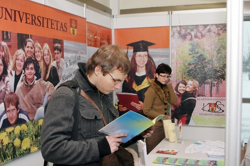 Klaipėdos universitetas moksleivius kvies išbandyti specialybes