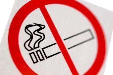 Sostinėje paminėta Tarptautinė nerūkymo diena