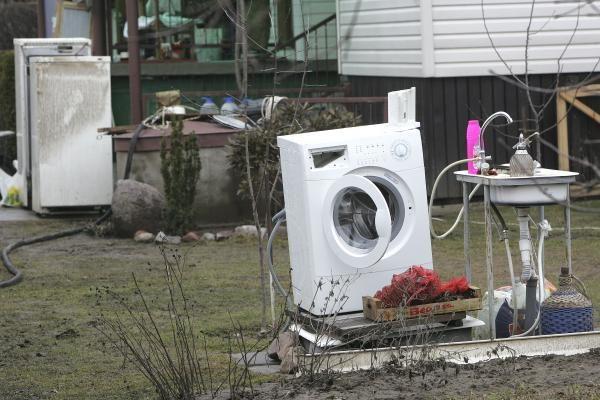 Pavasarinio potvynio padarytos žalos atlyginimo tikisi 87 Kauno rajono gyventojai