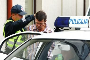Policininkai - ne kino filmo herojai