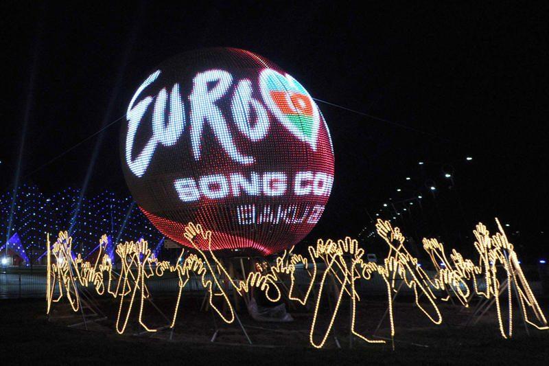 """Azerbaidžanas tvirtina užkirtęs kelią išpuoliams per """"Euroviziją"""""""