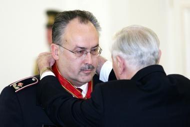 FNTT vadovas R.Boreika dar neapsisprendė, ar trauktis iš posto