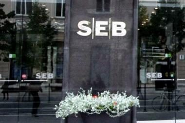 SEB bankas įvertintas už vertybinių popierių saugojimą