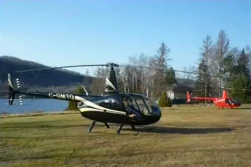 Kanada: iš kalėjimo sraigtasparniu pabėgusius kalinius pavyko sugauti