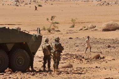 Greitojo reagavimo kariai išvyko iš Goro provincijos