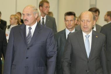 A.Kubilius: Baltarusija turėtų atsisakyti planų statyti atominę elektrinę