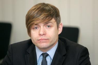 LLRF tarybos pirmininku tapo M.Šlikas