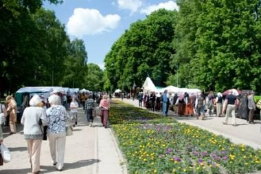 Sereikiškių parko vizija: kavinės, oranžerija ir grojantys fontanai