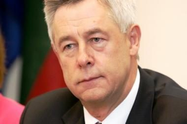 A.Normantas antrai kadencijai paskirtas Seimo kontrolieriumi