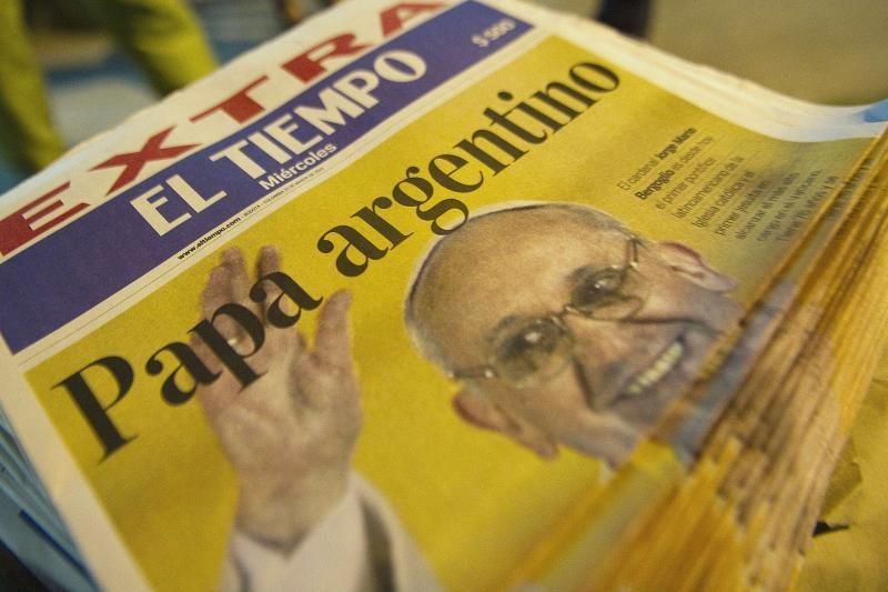 Pasidaryk pats: juodi ir balti popiežiaus dūmai